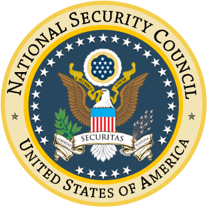 from the gman national security council notes susan