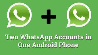 Cara Install atau Membuka 2 Akun Whatsapp dalam 1 Hp