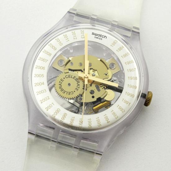 Anniversary Swatch Est. 1983 - SUOZ161