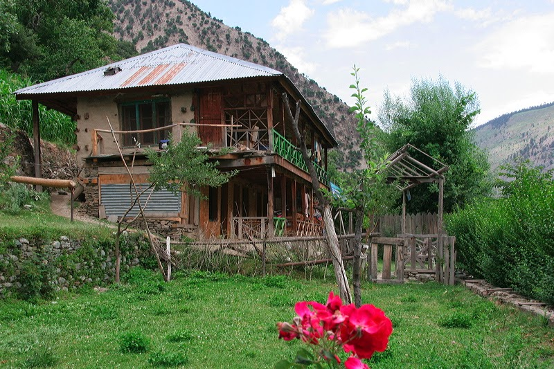 Houses in Kalash Valley 5 Best Places To Discover In Pakistan