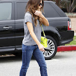 Kate Beckinsale in a t shirt and jeans is still hotter than anyone you know