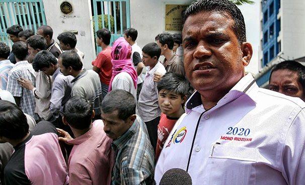 Isu Penghantaran 1.5 Juta Pekerja Bangladesh, IKHLAS adakan demo