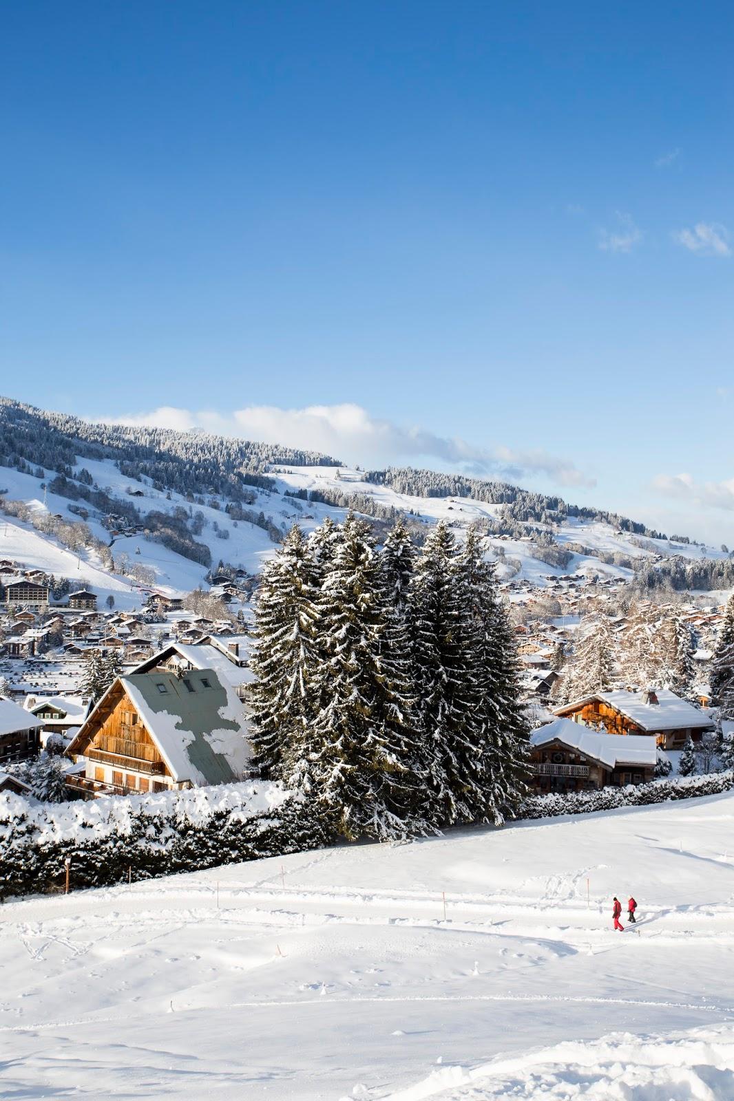 Domaine ski Megève