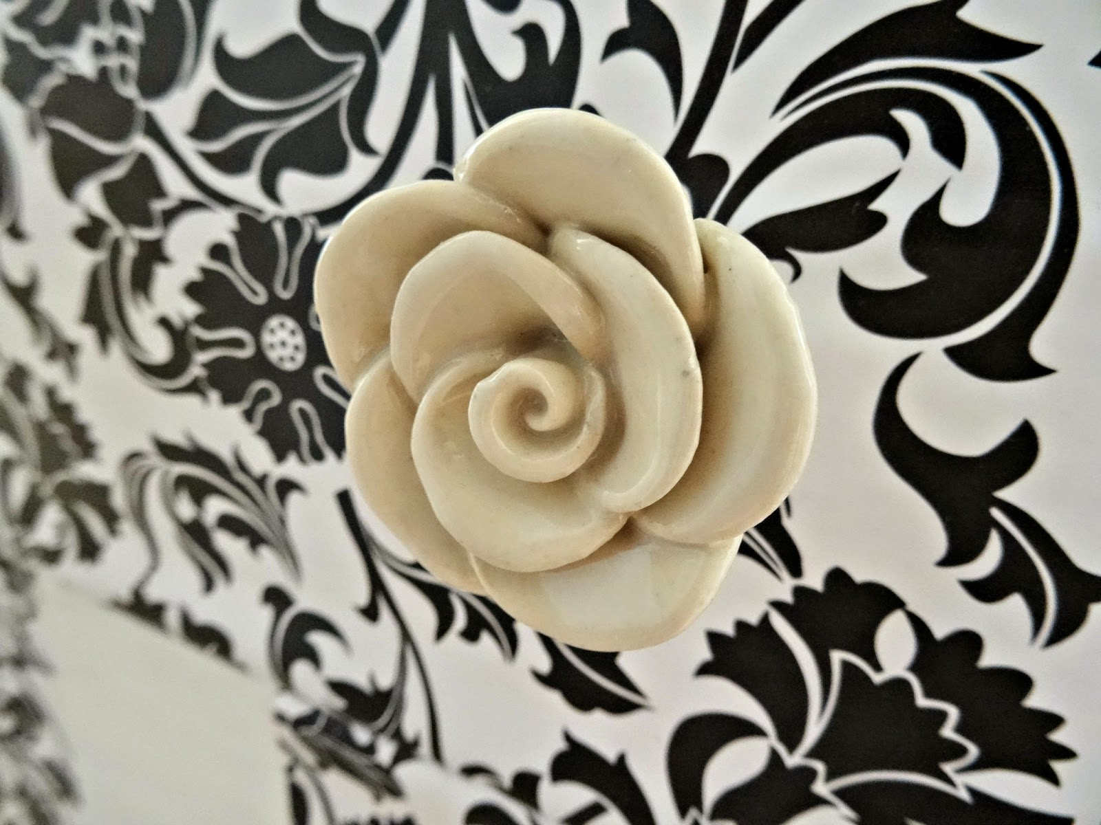 Sass and Belle drawer knobs