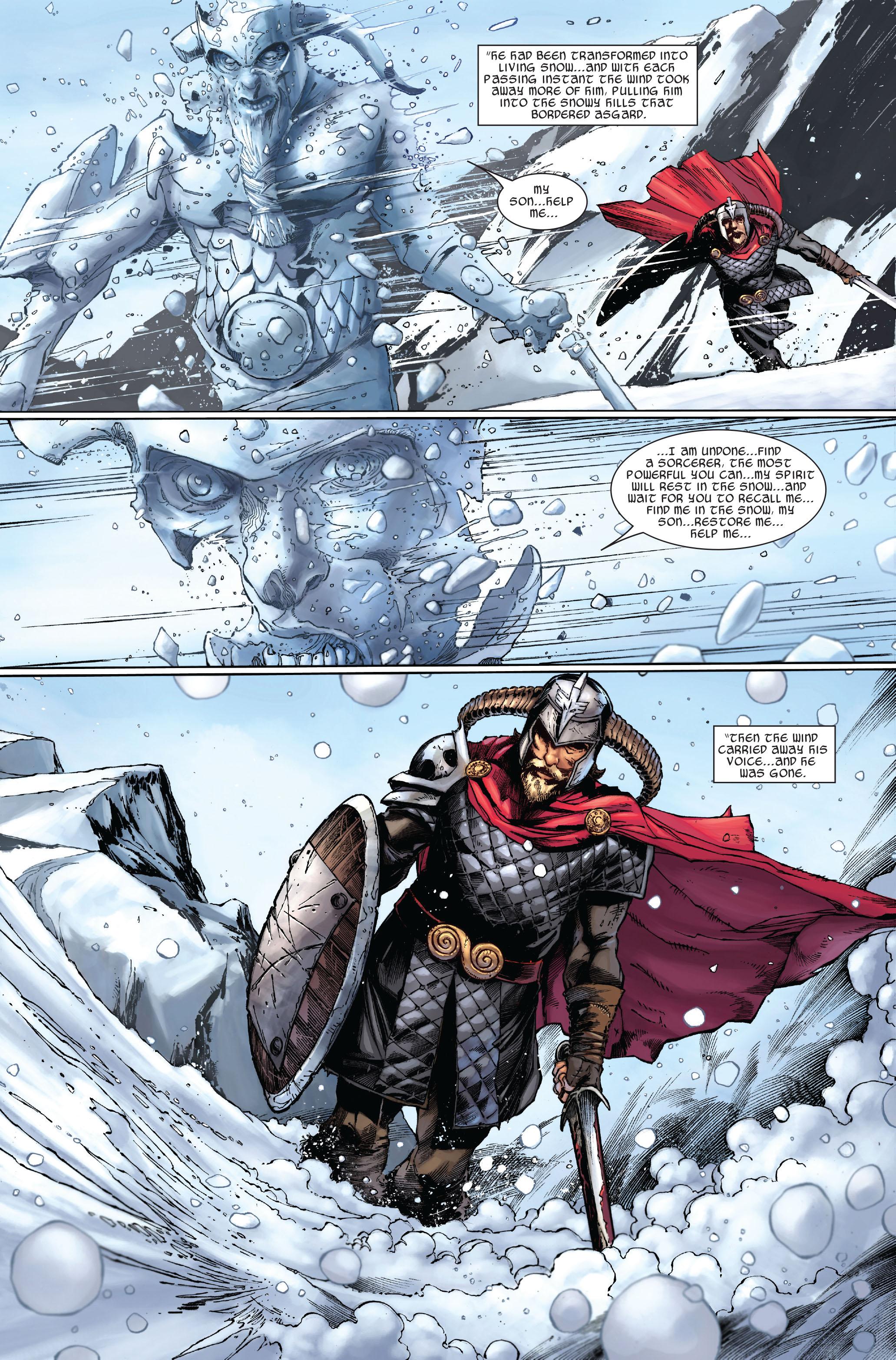 Thor (2007) Issue #7 #7 - English 21