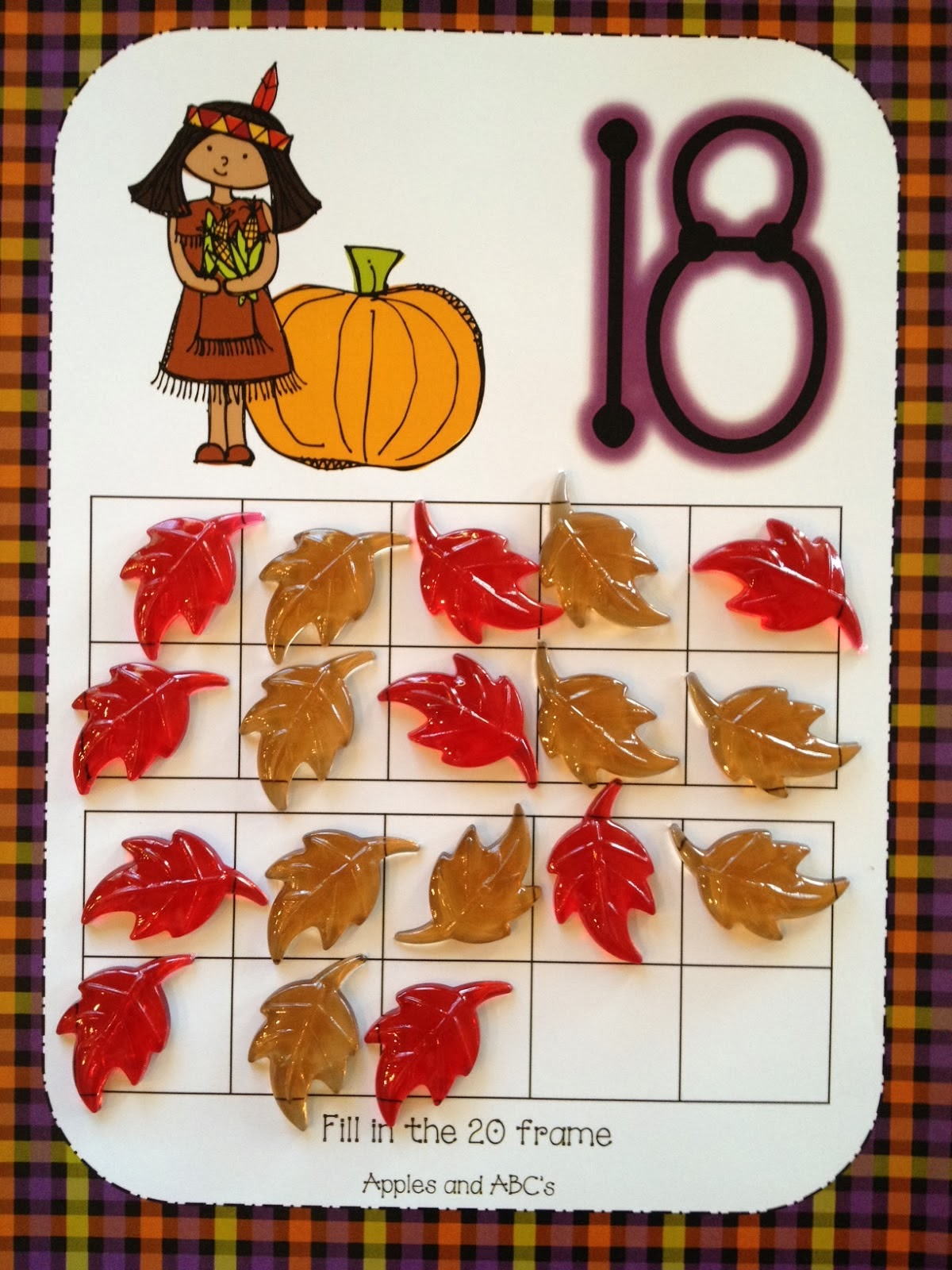 Fall Counting With 10 And 20 Frames