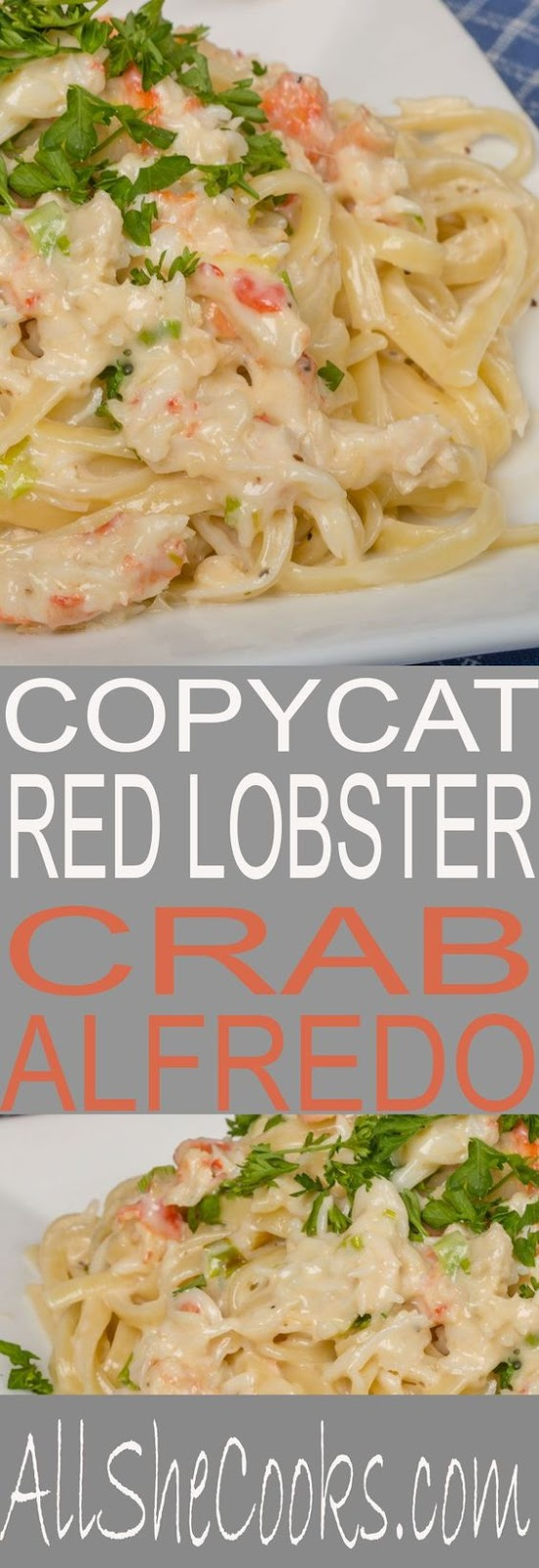 ★★★★☆ 7561 ratings | COPYCAT RED LOBSTER CRAB ALFREDO #HEALTHYFOOD #EASYRECIPES #DINNER #LAUCH #DELICIOUS #EASY #HOLIDAYS #RECIPE #COPYCAT #RED #LOBSTER #CRAB #ALFREDO