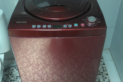 Permasalahan Umum Mesin Cuci 1 Tabung Bukaan Atas/Top Loading