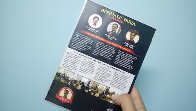 Tips DVD Affiliate Ninja