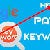 google Adsense High Paying Keywords/Niche 2017
