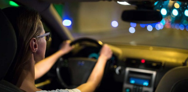 In addition to Trigger accidents, driving with the Lights Blazing Cabin can be Ditilang