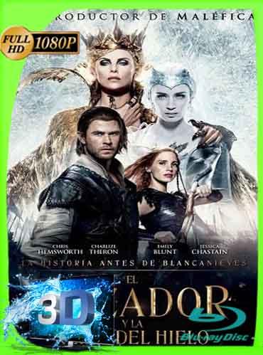 El Cazador y la Reina del Hielo (2016) Latino Full 3D SBS 1080P [GoogleDrive] dizonHD