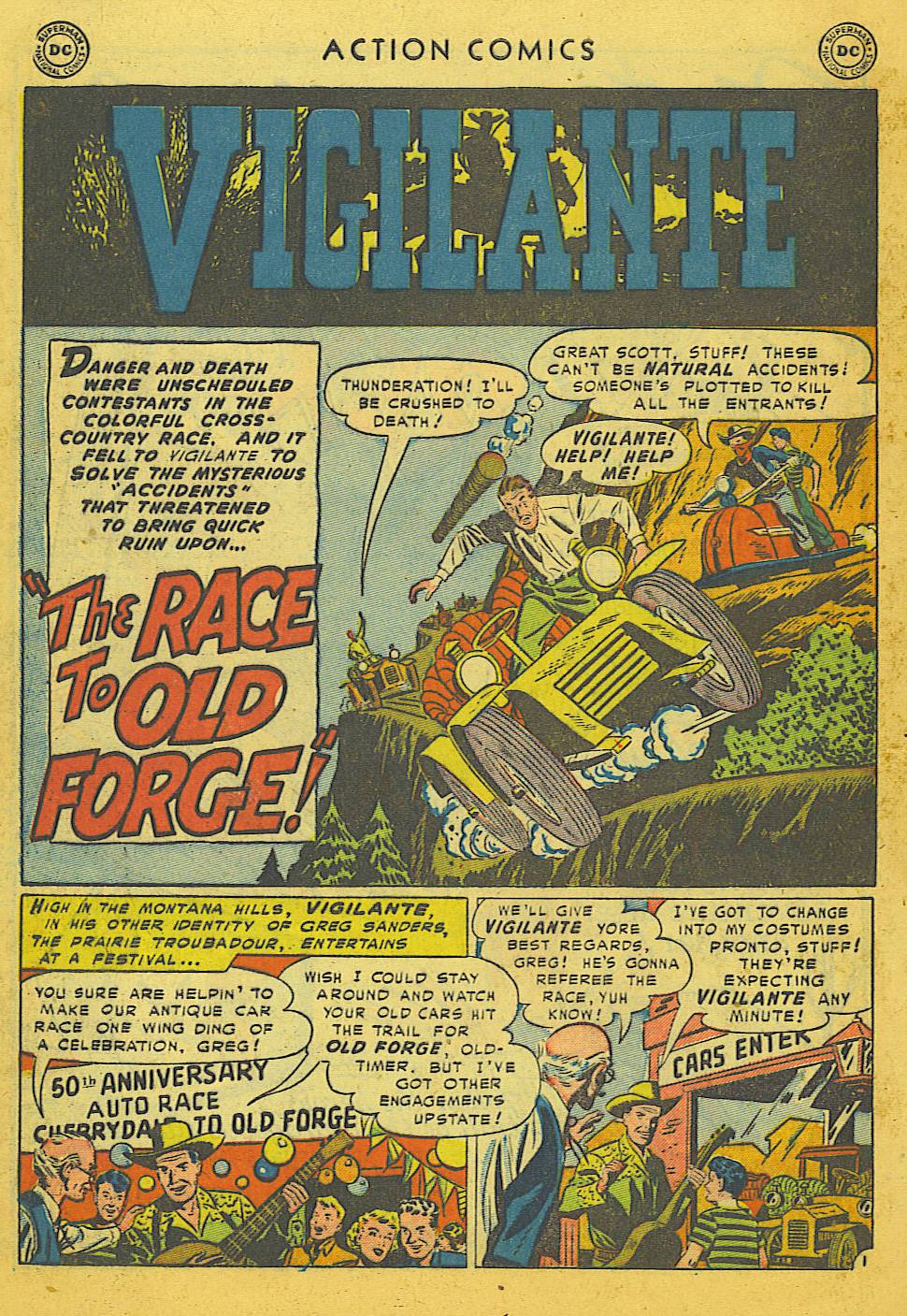 Read online Action Comics (1938) comic -  Issue #186 - 27