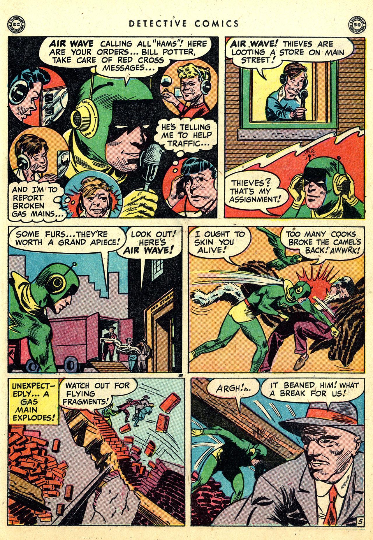 Read online Detective Comics (1937) comic -  Issue #133 - 21