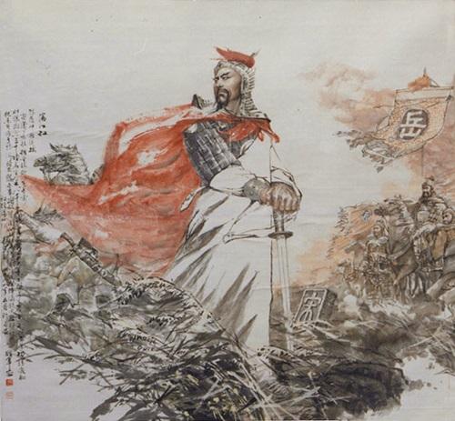 งักฮุย นายพลเยว่เฟย (Yue Fei: 岳飞) @ www.newsancai.com