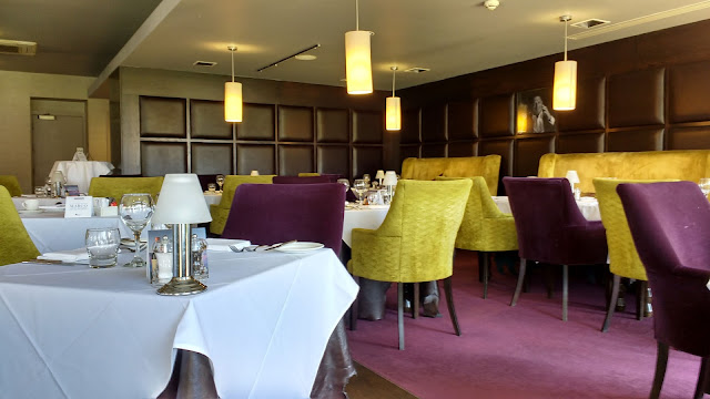 Marco Pierre White Steakhouse Bar and Grill at DoubleTree by Hilton Cambridge review