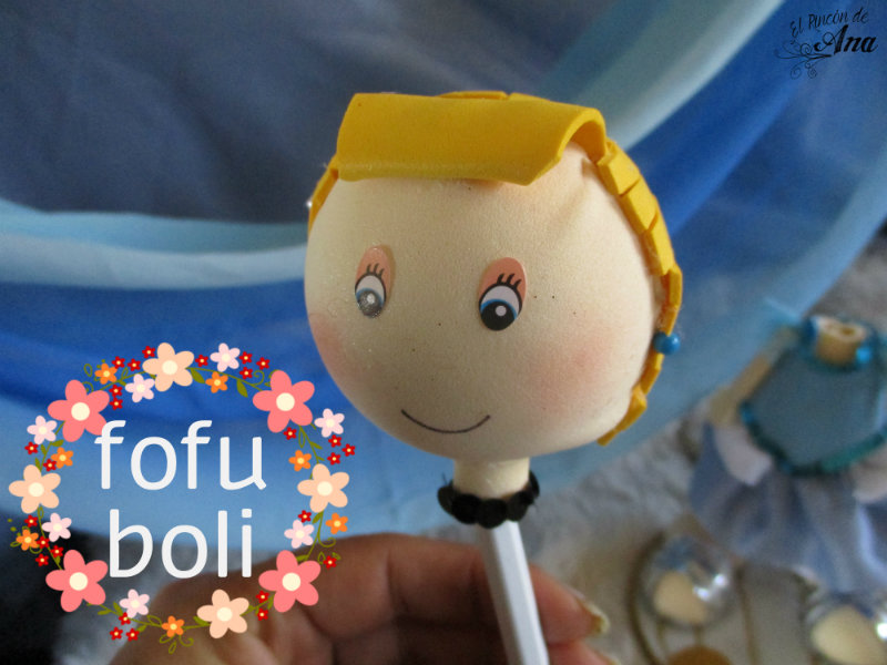 Fofu-boli Cenicienta