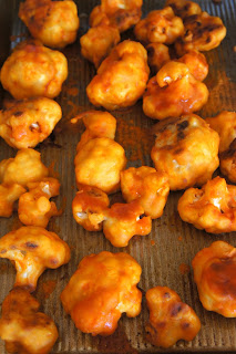Buffalo Cauliflower Bites: Savory Sweet and Satisfying