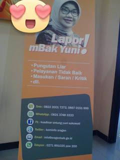 Program Baru Bupati Sragen Kusdinar Untung Yuni Sukowati