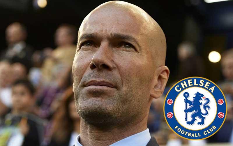 Zidane Dinilai Tidak Akan Mau Latih Chelsea