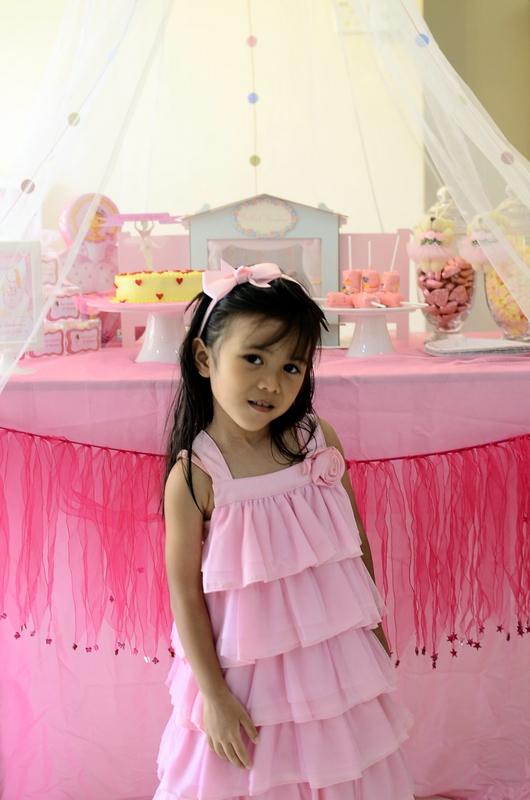 Mama Tatara Ballerina Theme Party For My 4 Year Old