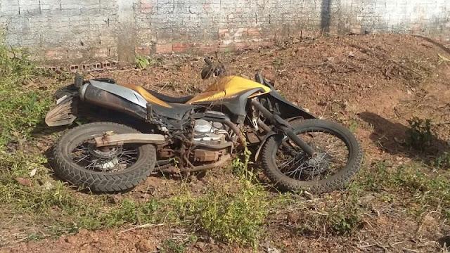Vigilante morre em grave acidente com motocicleta