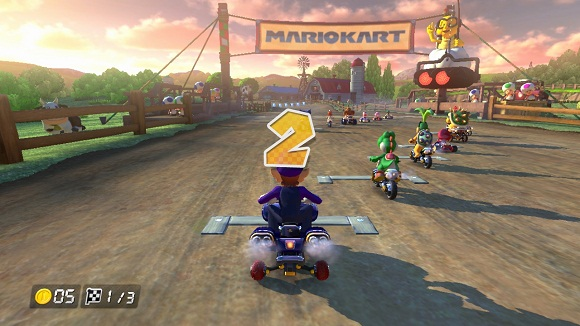 Free Download Mario Kart 8 MULTi8 - 3.45 GB