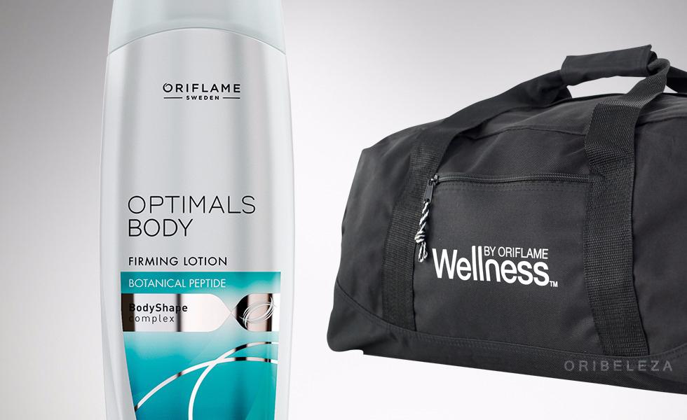 Campanha Wellness do Catálogo 03 de 2016 da Oriflame