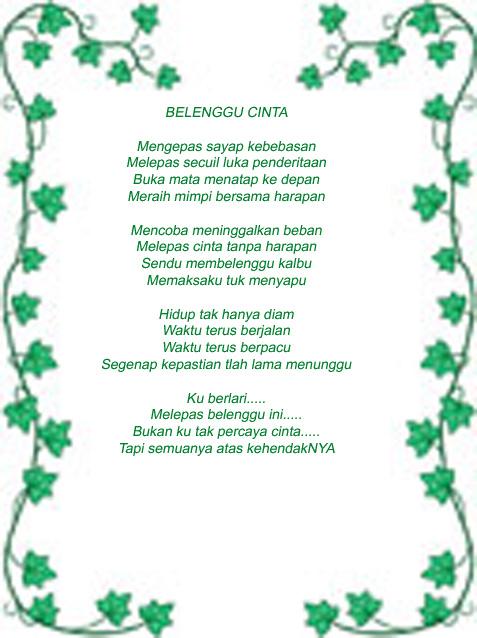 Kumpulan Puisi Cinta Tanah Air 3 Bait Brad Erva Doce Info