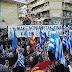 Ολοκληρώθηκε το συλλαλητήριο για τη Μακεδονία στον Πύργο - ΒΙΝΤΕΟ - ΦΩΤΟ