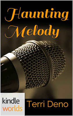 Cover of Haunting Melody by Terri Deno