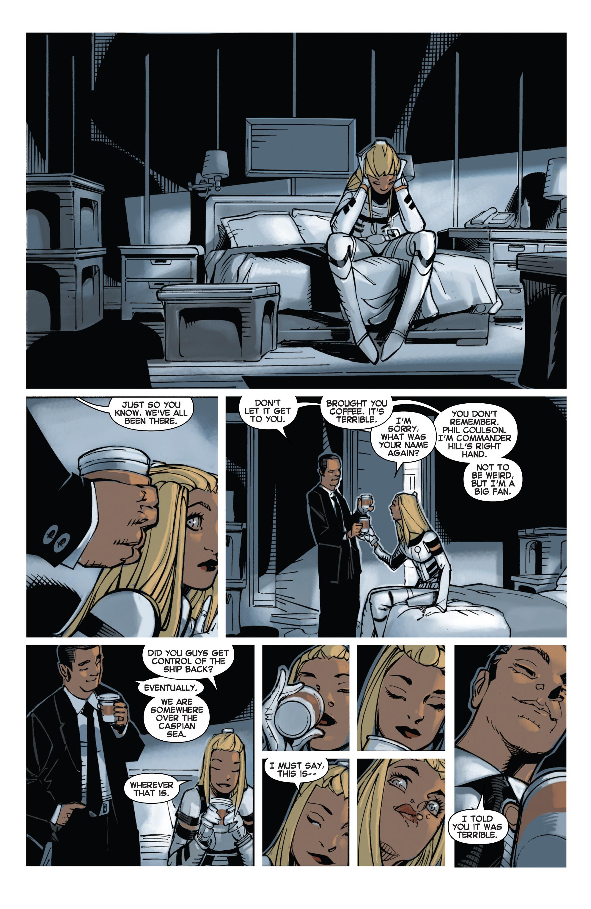 Read online Uncanny X-Men (2013) comic -  Issue #9 - 17