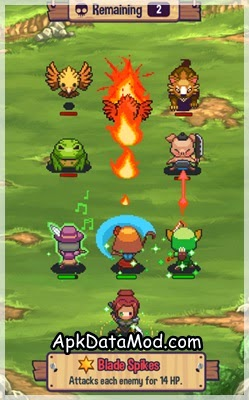 Swap Heroes 2 apk firing phoenix