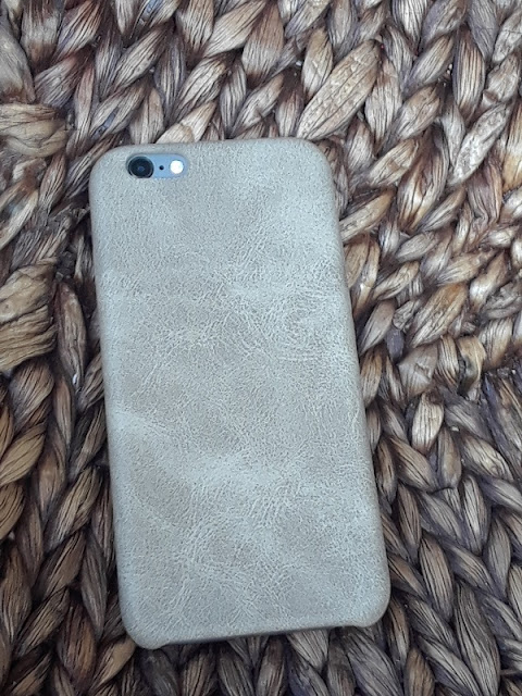 Luxury Ultra Thin PU Leather For iPhone