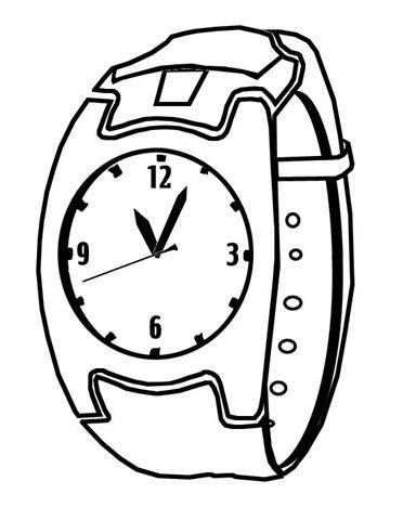 9d1c711f1eb Desenhos De Relogio Related Keywords   Suggestions - Desenhos De ...