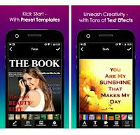 Pergunakan 5 Aplikasi Keren Ini Untuk Membuat Tulisan Di Android