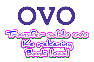 Cara transfer ovo ke rekening bank local