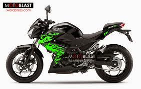 Modifikasi Motor Kawasaki Z250