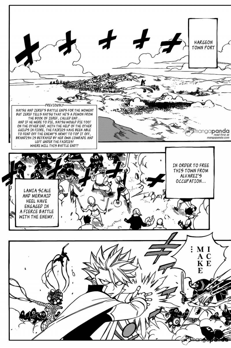 Fairy Tail Ch.467: Mother's Key