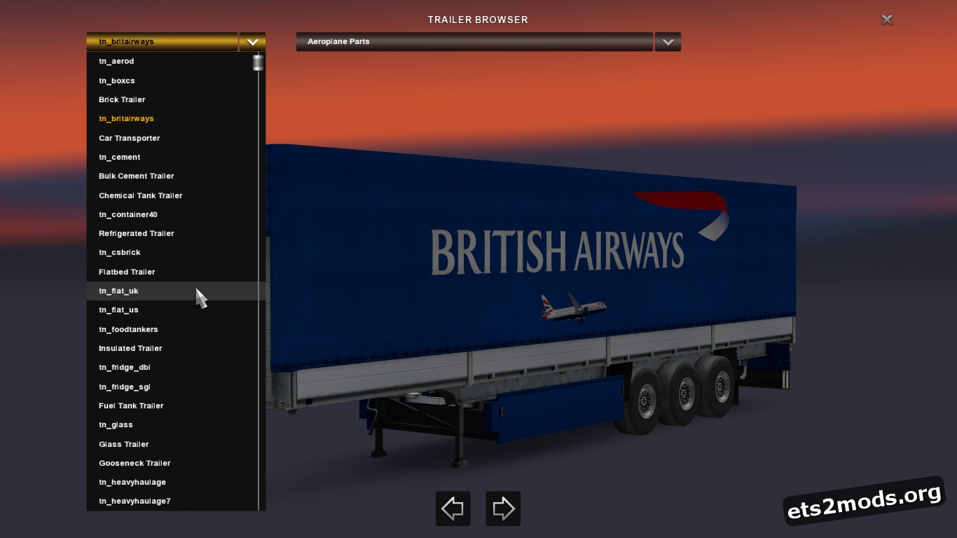 Trailers Pack by Chris45 V 9.00
