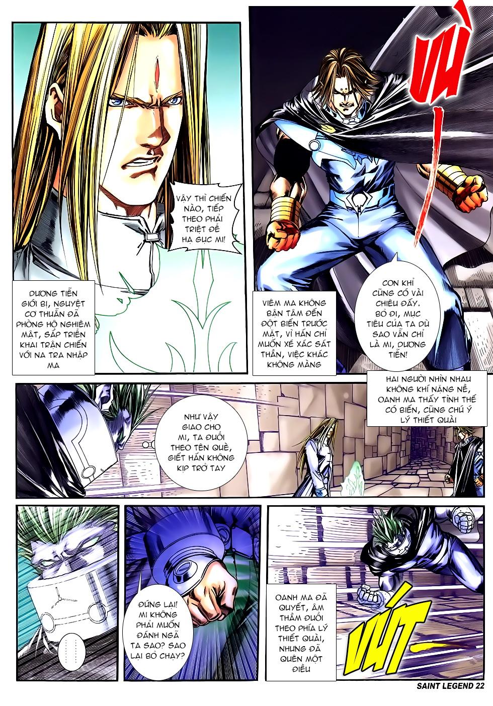 Bát Tiên Đạo chap 84 - Trang 20