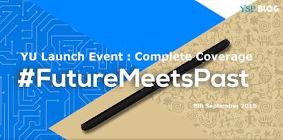 YU Launch Event #FutureMeetsPast