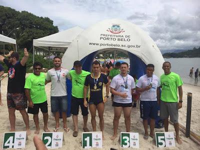 27ª Travessia Ilha de Porto Belo e 19º Troféu Jasmine de Natação