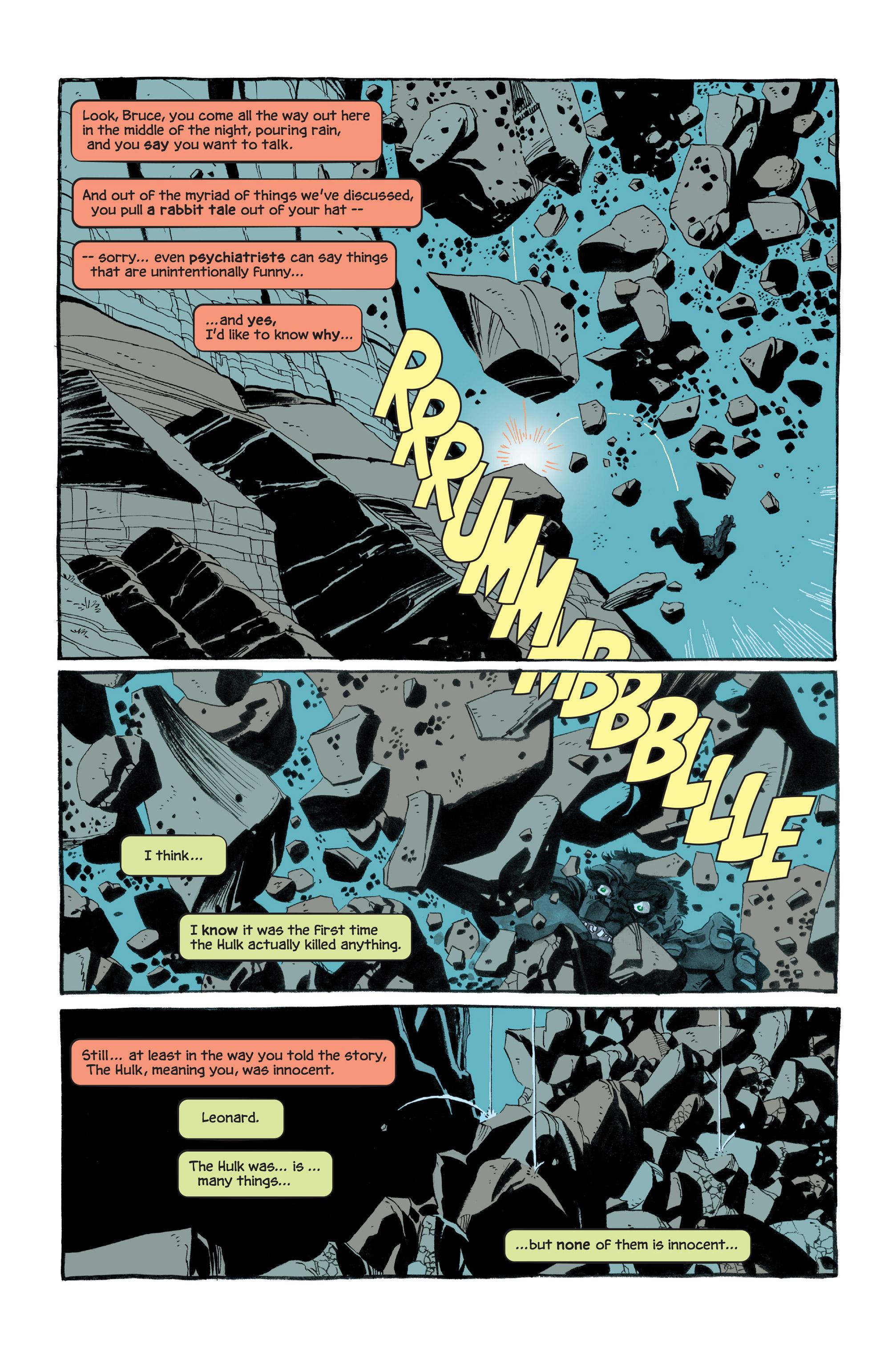 Read online Hulk: Gray comic -  Issue #3 - 9