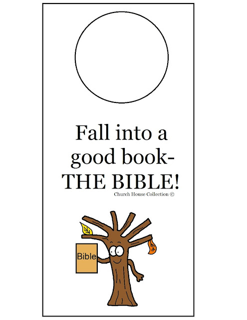 Church House Collection Blog: Fall Tree With Bible