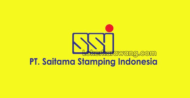 Lowongan Kerja PT. Saitama Stamping Indonesia Karawang 2018