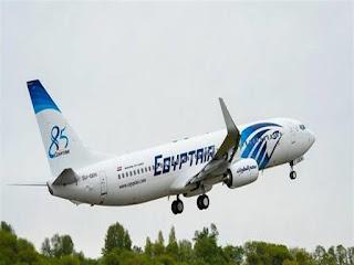 """""""مصر للطيران"""": نقل 11620 معتمرًا فلسطينيًا على 48 رحلة إلى السعودية"""