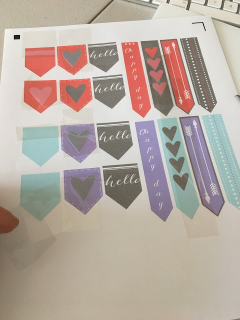 foil stickers tutorial silhouette cameo, silhouette portrait stickers print and cut