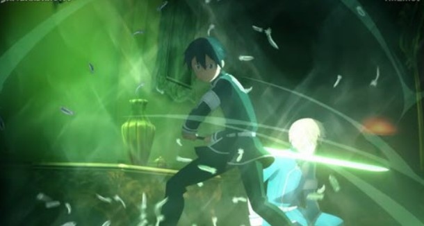 Sword Art Online: Alicization Episode 10 Subtitle Indonesia