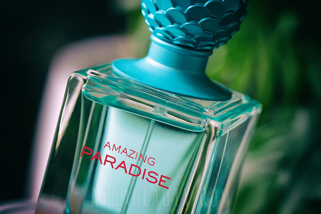Oriflame Amazing Paradise EDP)